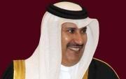 Le Premier ministre qatariHamad Ben Jassem Al Thani.