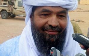 Iyad Ag Ghali, chef d'Ansar Eddine (Yves Herman /Reuters)
