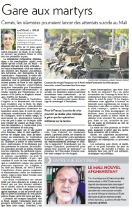 La Presse 25-01-13