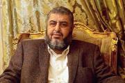 L'éminence grise de la Confrérie des Frères musulmans, Khairat el Shater, libéré de prison en mars 2011.