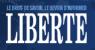 Liberté logo bleu